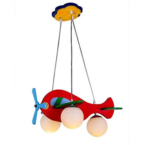 KMY Flugzeug Kronleuchter Für Kinderzimmer Kinderzimmer 3D Bunte Hubschrauber Pendelleuchte Für Baby Kinderzimmer Deckenventilator E27 (Hubschrauber 912)