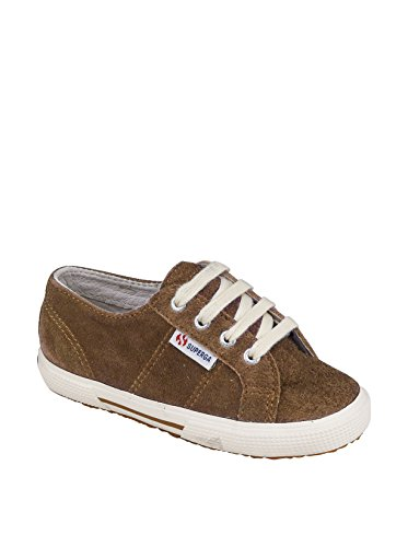 Superga 2950 Suej Lacets, Unisex - Kinder Sneaker Moresco
