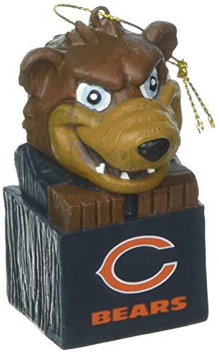 Team Sport Amerika 3ot3805mas Chicago Bears Maskottchen Ornament