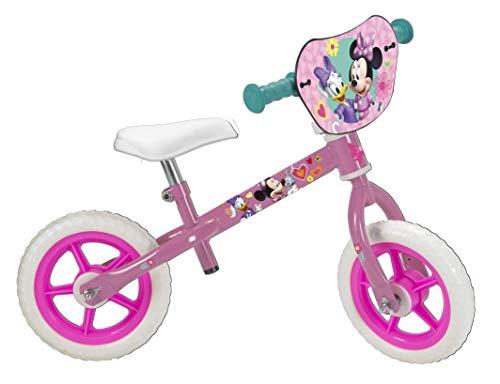 Toimsa 103 Disney Minnie 10 Kinderlaufrad, Rosa, Zoll