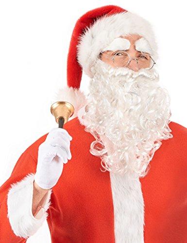 Generique - Kit Luxe Accessoires Père Noël Adulte d65b1093a0f1