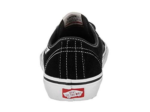Vans - Chaussures Skateshoes Homme Av Classic Pro - Taille:one Size Black White