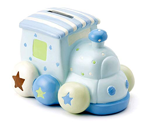 Mousehouse Gifts - Hucha infantil forma tren - Unisex
