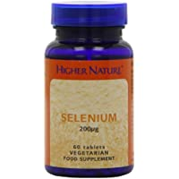 Higher Nature Selen 200µg - 60 Tabletten preisvergleich bei billige-tabletten.eu