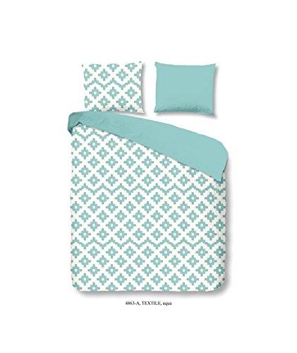 Aqua King Bettbezug (good morning Bettbezug 4863-a Textil, aqua-King Size)