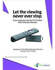 One Assist 2 Year Total Protection Plan for Fire TV Stick