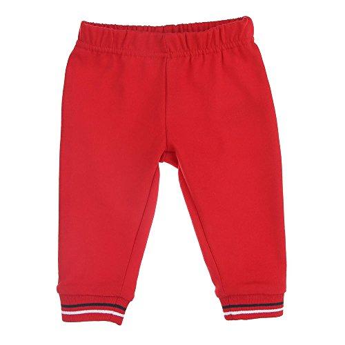 Baby-Jungen Sportanzug, Baby-Jungen Mickey Mouse Sportanzug, Rot, in Größe 86/92
