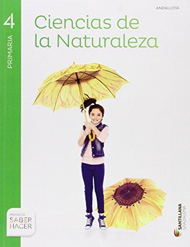 CIENCIAS NATURALES 4 PRIMARIA SABER HACER - 9788483055250