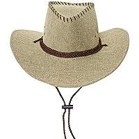 Amazon.it  cappello cowboy pelle  Casa e cucina 30f169707ede