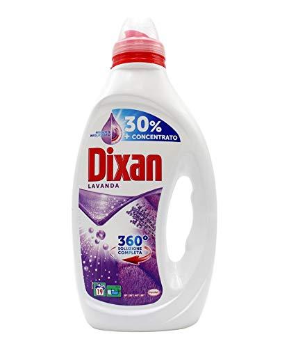 Dixan Flüssigwaschmittel Lavendel 19 ml