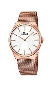 Lotus - Reloj de pulsera de Lotus
