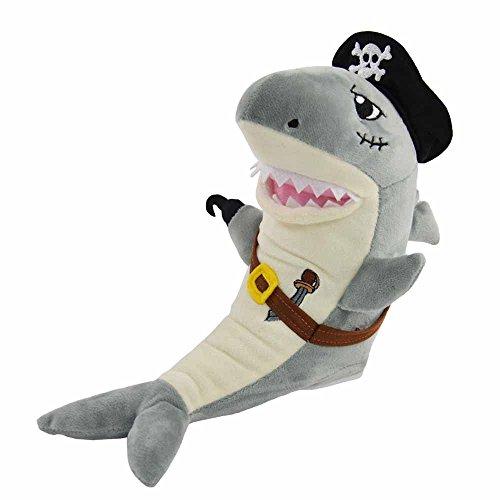 Kögler 75918 Laber - Piraten Hai Fynn, der Alles Nachplappert, Plüsch, Bunt Preisvergleich