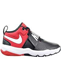 Nike Team Hustle D 8, Chaussures de Basketball garçon