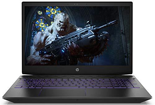 HP Pavilion Gaming 15-cx0140tx FHD Gaming Laptop (8th Gen i5-8300H/8GB/1TB HDD/NVIDIA GTX 1050 4GB Graphics/Win 10/MS Office) Shadow Black