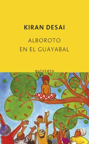 Alboroto en el guayabal Cover Image