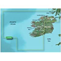GARMIN BLUECHART G2 HXEU005R IRELAND WEST COAST MICROSD/SD