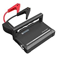 RAVPower Element Car Jump Starter, Black