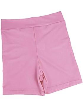 Baoblaze Pantaloncini Elasticizzato Pantalone per Donne Ragazze