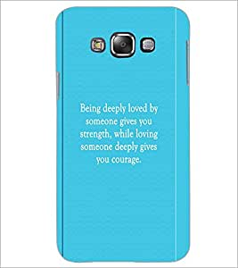 PrintDhaba Quote D-2912 Back Case Cover for SAMSUNG GALAXY GRAND MAX (Multi-Coloured)