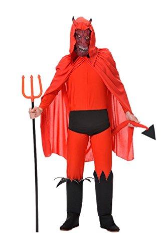 Imagen de disfraces de demonio adulto  único, xl