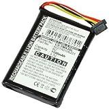 subtel Batterie premium pour TomTom 1EP0.029.01, 4EP0.001.02, 5EP0.029.01, TomTom XXL IQ Routes (Edition Europe, South Africa) (1100mAh) 6027A0106201 R2 Batterie de rechange, Accu remplacement