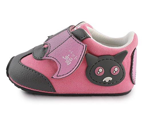 cartoonimals Babyschuhe Mädchen Jungen Neugeborene Weiche Rutschsicheren Baby Kinder Schuhe Battio Fuxia 20