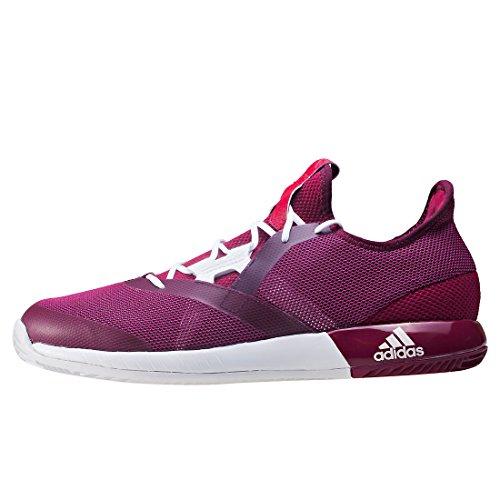 adidas - Adizero Defiant Bounce W, Scarpe da ginnastica Donna Vari colori (Rubmis/Ftwbla/Rojnoc)