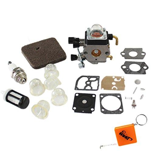 huri-carburateur-filtre-a-air-et-reparation-membrane-joint-pour-stihl-hs45-remplacer-4228-120-0608