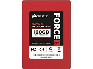 Corsair Disque SSD Force GT 120 Go SATA III MLC (CSSD-F120GBGT-BK) (B0057QETGS) | Amazon price tracker / tracking, Amazon price history charts, Amazon price watches, Amazon price drop alerts