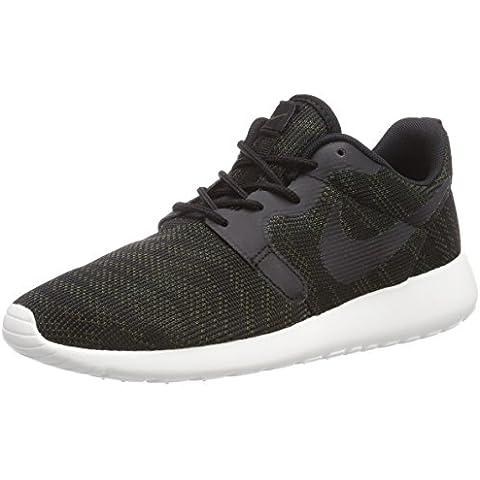 Nike Roshe Run Knit Jacquard - zapatilla deportiva de material sintético mujer
