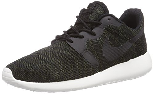 Nike Roshe Run Damen Low-Top Sneaker, Grün