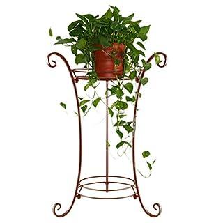 AISHN Classic Krone Blumenständer/Pflanzenständer mit Finial