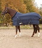 WALDHAUSEN Stalldecke Comfort Line, 100 g, Rückenlänge 145 cm, nachtblau