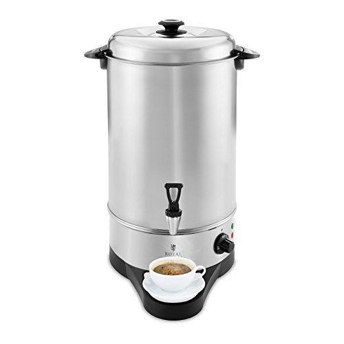 Royal Catering - RCWK 10A - Distributeur d'eau chaude 10 L