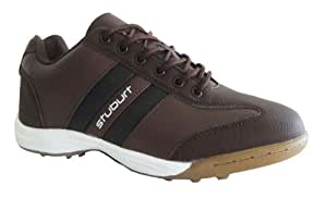Stuburt Men's Urban2 Golf Shoes - Brown, Size 6
