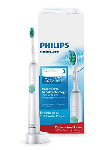Philips Sonicare EasyClean HX6510/22 - Cepillo de dientes con tecnología sónica