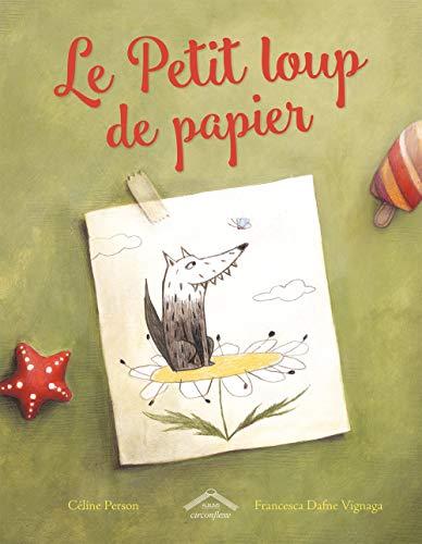 Le petit loup de papier