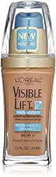 LOreal Visible Lift Serum Absolute Advanced Age-Reversing Makeup, Sand Beige 1 oz (Pack of 2)