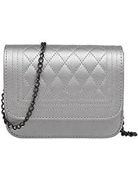 d65ffbe4f GSPStyle Women Fashion Handbag Shoulder Bag Chain Evening Party Cross Body  Bags
