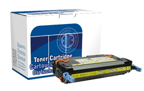 Serie 10000 Page-yield (DPC4700Y Compatible Remanufactured Toner, 10000 Page-Yield, Yellow)