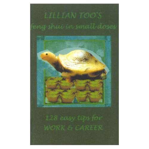 128 Easy Tips for Work and Career (Lillian Too's Feng Shui in Small Doses) by Lillian Too (2000-01-01)