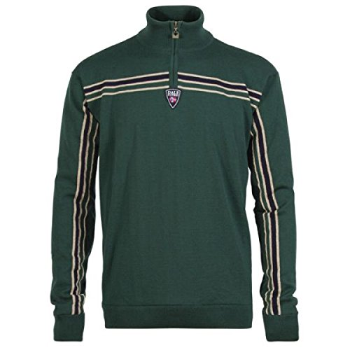Dale of Norway Sapporo Masculine WP Racing Green/ Light Beige/ Navy