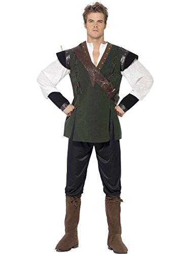 Kostüm Held Bogenschütze ()