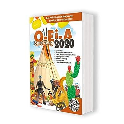 O-Ei-A Spielzeug 2020 - Das Original: Der Preisführer für Spielzeuge aus dem Überraschungsei!