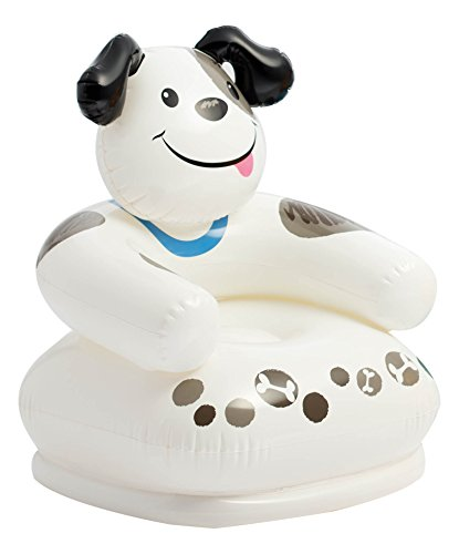 Intex Happy Animal Chair Assortment Dog, Multi Color