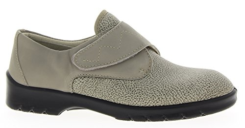 Varomed Palma 31341-61 Damen Therapieschuhe stone, EU 40
