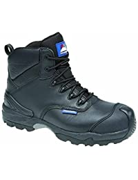 Boots Friendly Rock Fall Texas Ii Brown S3 Hro Composite Toe Cap Safety Rigger Boots Work Boots