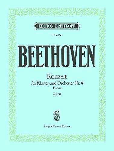 Concert 04 G Op.58 Piano