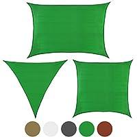 Toldo SHADOW en tallas y colores diferentes de BB Sport, Color:Esmeralda;Tamaño:2m x 4m