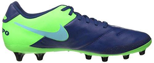 Per Scarpe Genio Ag Nike L'uomo Pelle Ii In Tiempo Da pro Blu Calcio rvvxRwXF